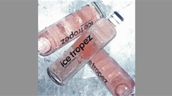 flyer for Ice Tropez